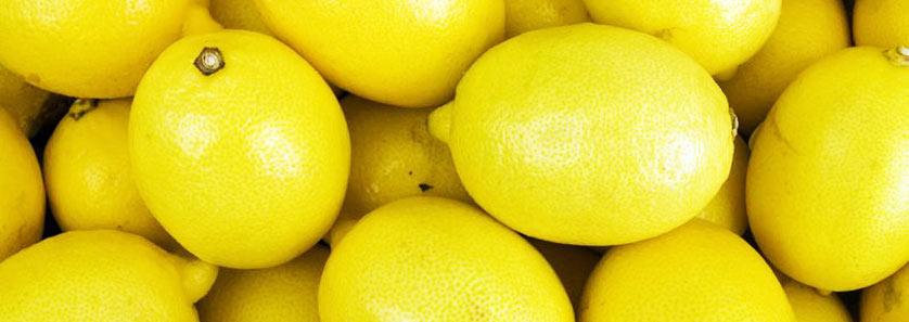 Lemons Storage Harvest