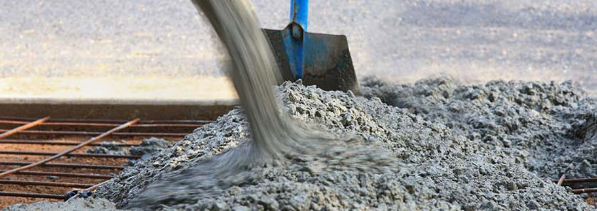 Cooling Concrete