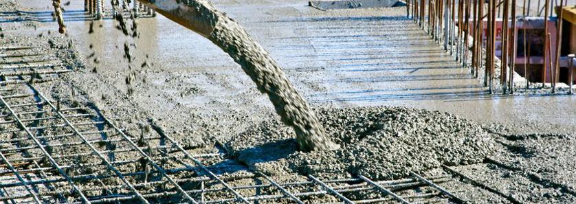 Post pour concrete cooling systems for Best temperature to pour concrete