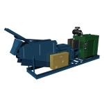 Crusher/Blower: DCB300TX