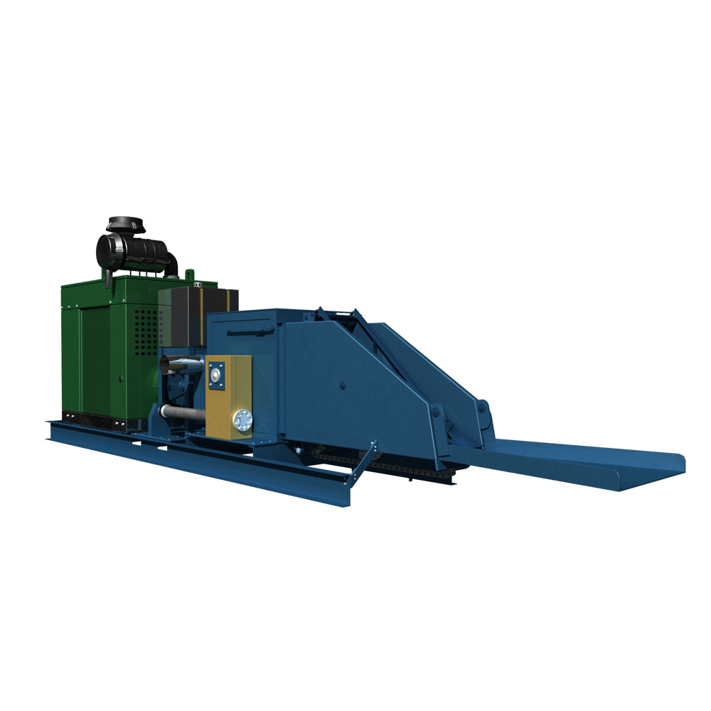 Crusher/Blower: DCB300