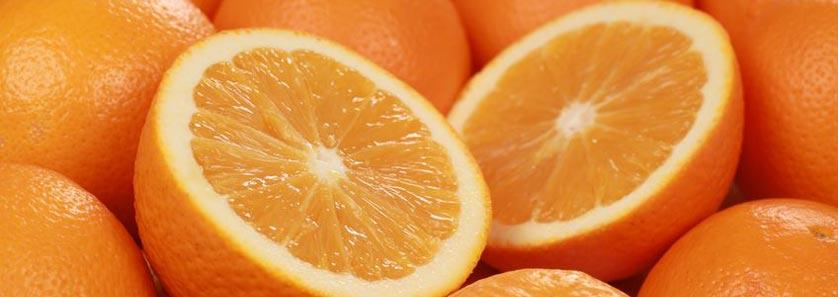 Ice Storage Oranges