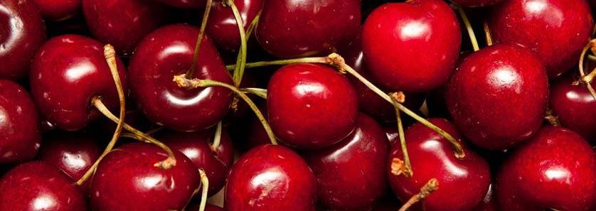 Ice Storage Cherries