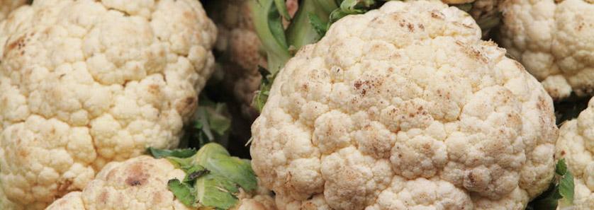 Storing Cauliflower